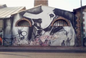 Η φωτογραφία ανήκει στην Κωνσταντίνα – Μαρία Κωνσταντίνου, Τεχνόπολη, περιοχή Κεραμεικού της Αθήνας